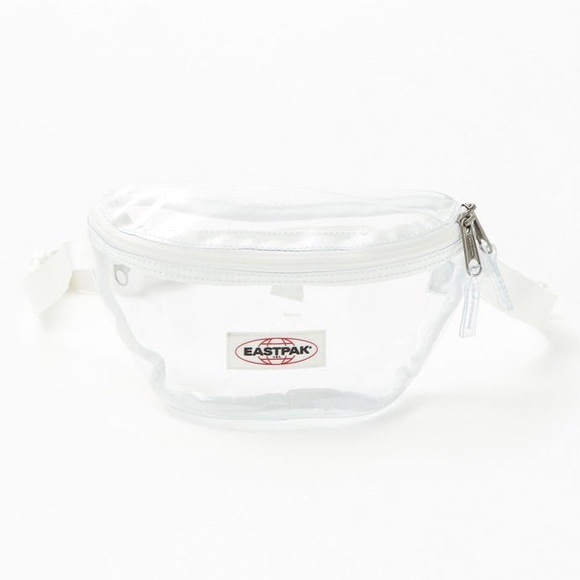 Eastpak Handbags - Eastpak Clear Fanny Pack Mini Bag